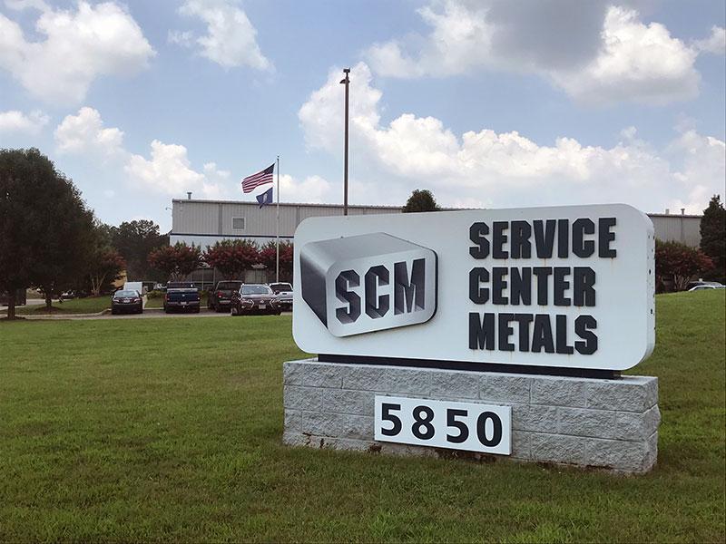 Service Center Metals